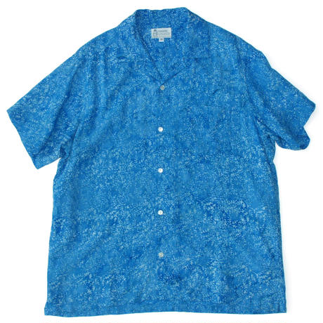 Men's Aloha Shirts - Chambray Spa
