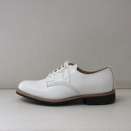 SANDERS Officer Shoe (オフィサーシューズ)  white