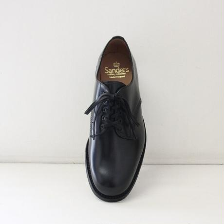 SANDERS Officer Shoe (オフィサーシューズ)  black