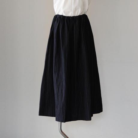 Houttuynia cordata ギャザースカート wool