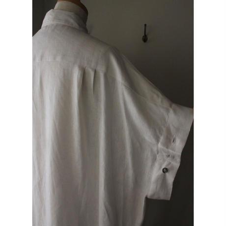 Honnete Oversized Pocket Shitrt(オーバーサイズポケットシャツ)