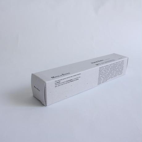 MATIN et ÉTOILE ハンドバーム  NO.1 - Neroli / Green Herbs / Incense