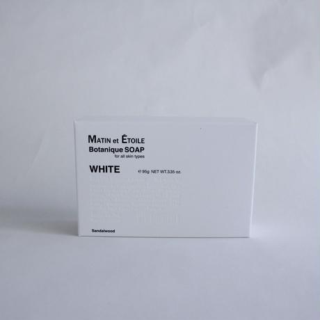 MATIN et ÉTOILE ボタニック ソープ WHITE