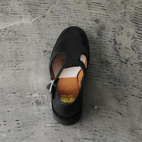 SANDERS Military Sandal(ミリタリーサンダル)  black