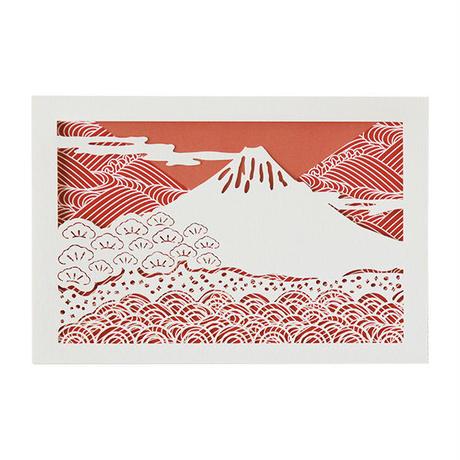 ふじさんとみほのまつばら(NAMI / RED)