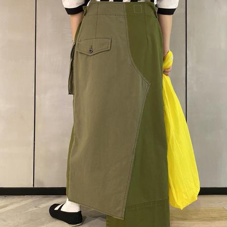 ジャンバースカート 1% イチパーセント