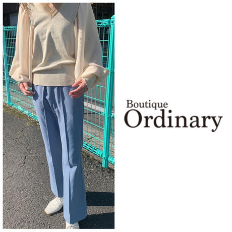 パンツ Boutique Ordinary