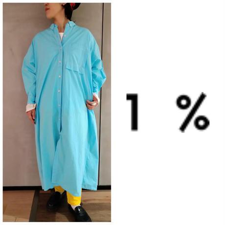 シャツ 1% イチパーセント