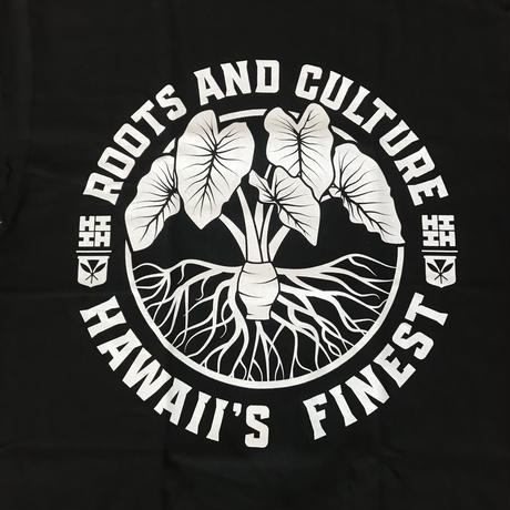 2019 AUKAKE LINE【HAWAII'S FINEST】ROOTS BLACK