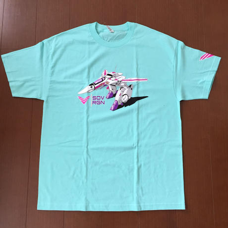 "SOVRGN ""HAWAIIAN"" TEAL TEE"