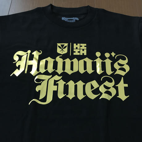 2019 APELILA LINE【HAWAII'S FINEST】OLD ENGLISH GOLD