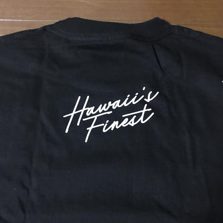 2019 IUNE LINE【HAWAII'S FINEST】TRIBAL BLACK