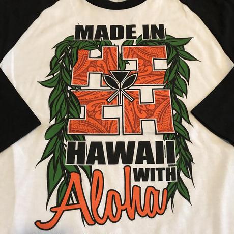 【KIDS TEE】2020 HIFI KANEOHE LINE【HAWAII'S FINEST】MADE001