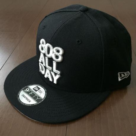 "808ALLDAY ""LOGO SILVER FOIL"" Hat"