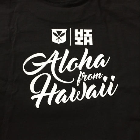 2018 MEI LINE【HAWAII'S FINEST】STAMP002 TEE