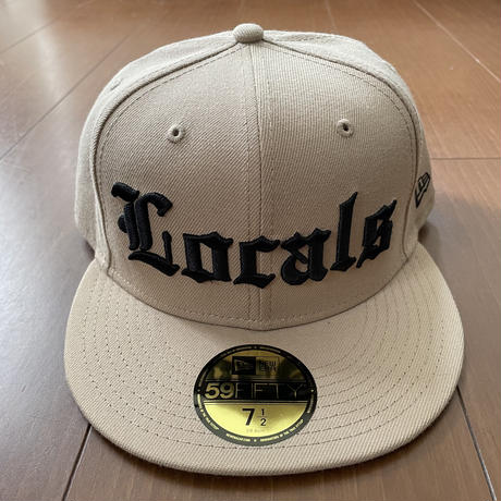 """808ALLDAY """"LOCALS OE"""" SAND 59FIFTY FITTED"""