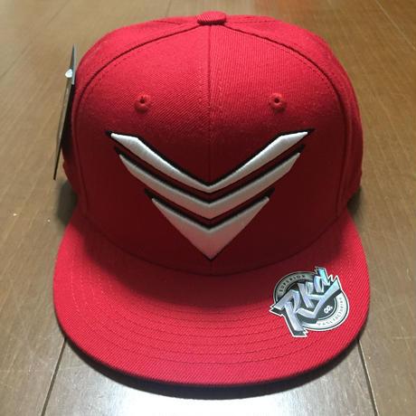 """SOVRGN """"LOGO RED/WHITE"""" Hat"""