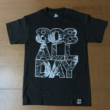 "808ALLDAY ""3M FLORAL STACK"" Tee"