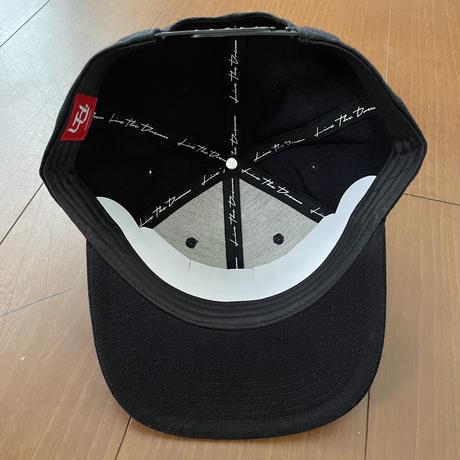 "LTD ""LOGO"" HAT BLACK"