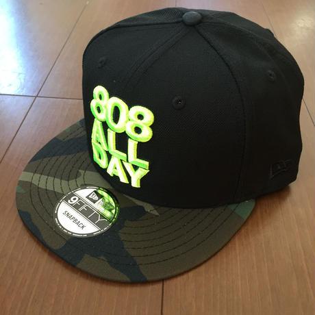 "808ALLDAY  STACK ""HIVIZ"" Hat"