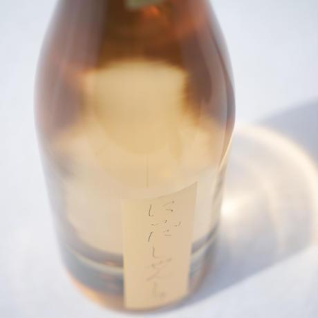しぜんしゅ 純米原酒 オーク樽貯蔵 720ml【蔵限定販売】