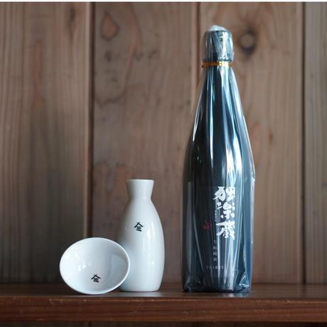 【燗酒セット】独楽蔵 生酛純米酒 720ml