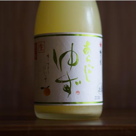 梅乃宿 あらごしクールゆず酒 720ml