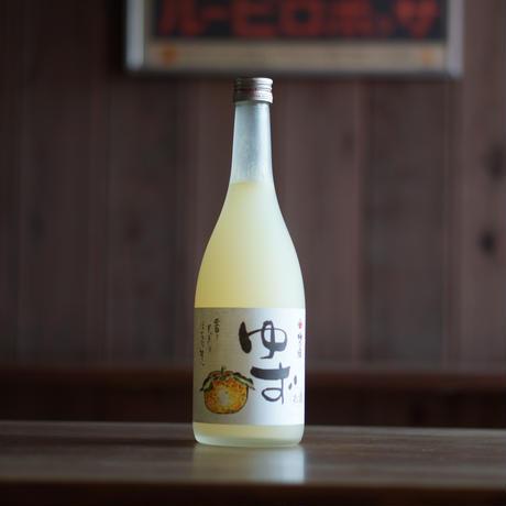 梅乃宿 ゆず酒 720ml