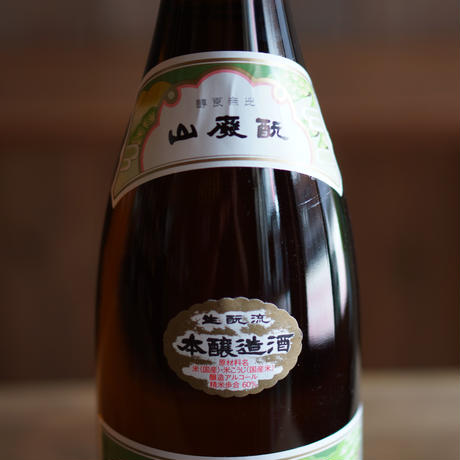 群馬泉 本醸造酒 1800ml