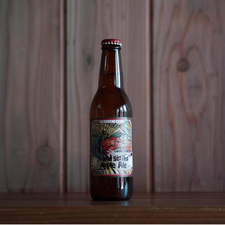 ベアードビール セカンドストライク アップルエール 330ml