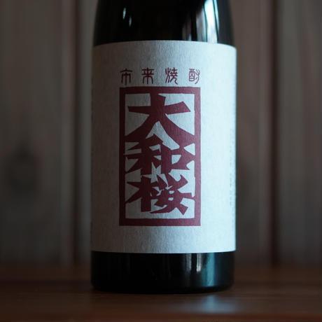 大和桜 紅芋 (35度) 720ml