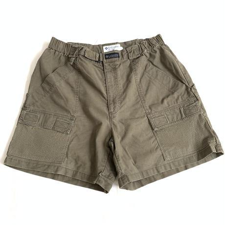 "Columbia ""PFG shorts"" khaki"