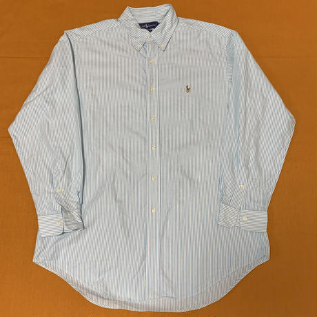 "Ralph Lauren ""Oxford  stripe shirt"""
