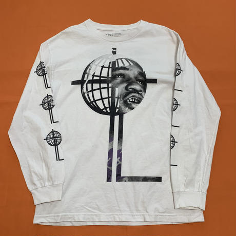 "A$AP FERG ""YOUNG&RECKLESS"" L/S T-shirts"