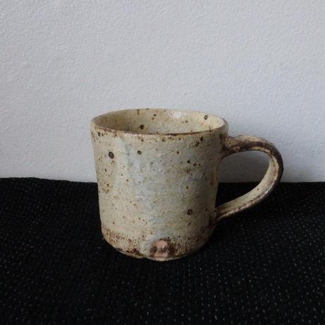 隆香窯 マグカップ イエロー