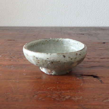 隆香窯 小鉢 グリーン