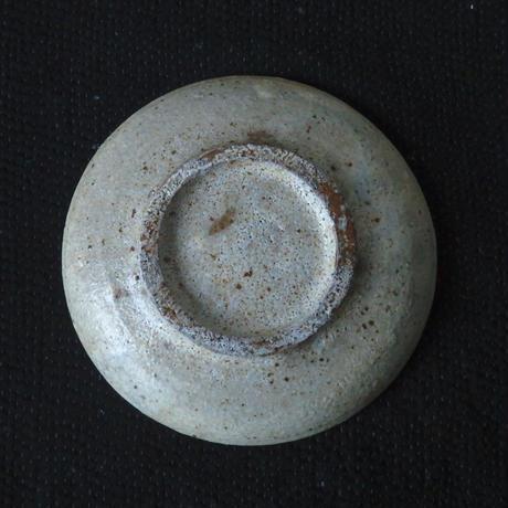 隆香窯 リム3.5寸皿 ベージュ