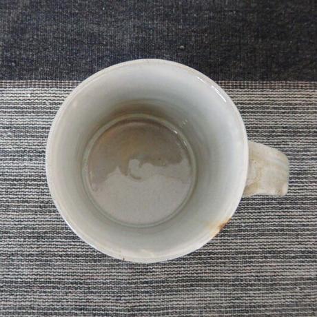 袖師窯 マグカップ 二彩