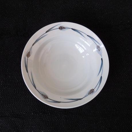 酔月窯 麦柄リム7寸鉢