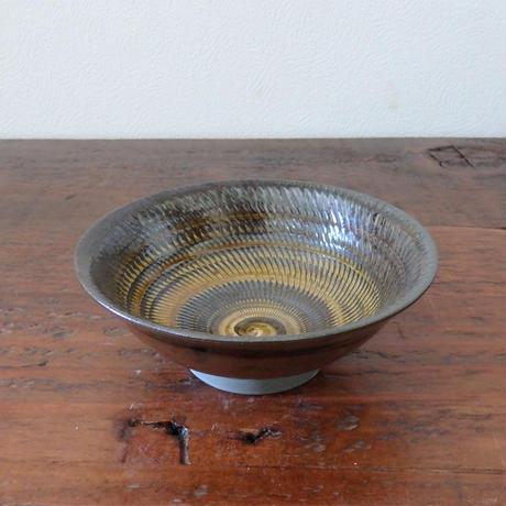 小鹿田焼 五寸鉢