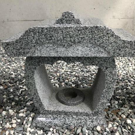御影石 屋根付き香炉【若木】アウトレット 在庫処分 お墓参り 線香立て  墓前 香炉 お彼岸