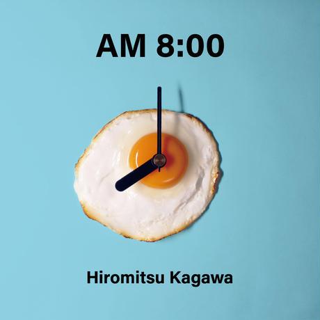 【サイン付き】ALBUM 『AM 8:00』