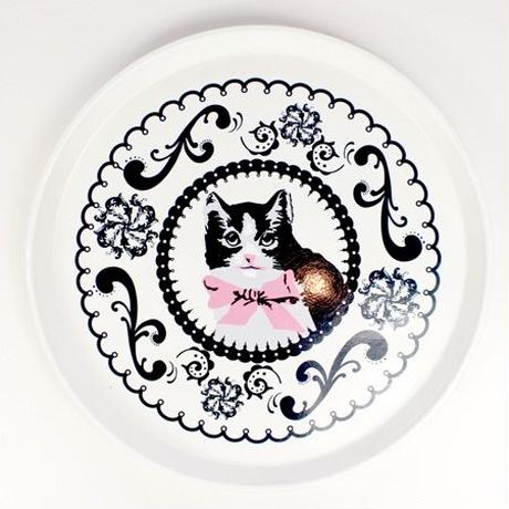 Fancy Cat Tray