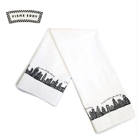 【 Fishs Eddy 】 フィッシュエディ  Graphic Dishtowel