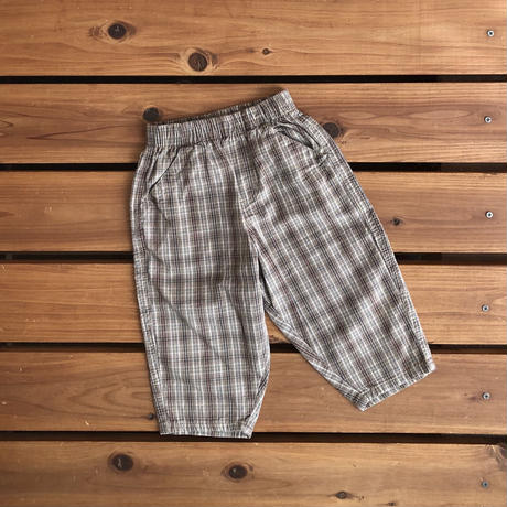 【80cm】OSHKOSH checkerd pants