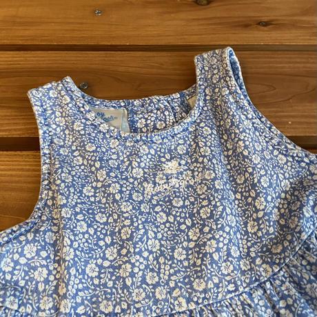 【80cm】USA OSHKOSH floral Dress