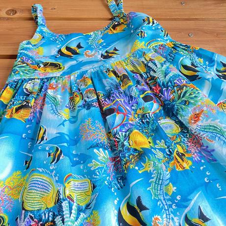 【110cm】Aloha Dress