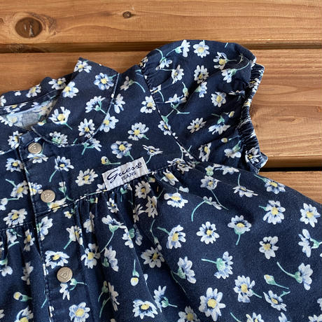 【90cm】GUESS flowers Tops