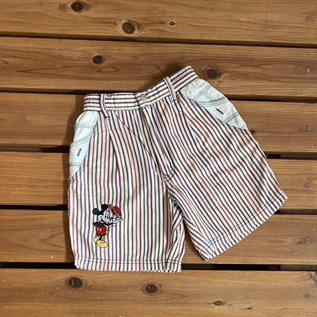 【100cm】Vintage Mickey HalfPants