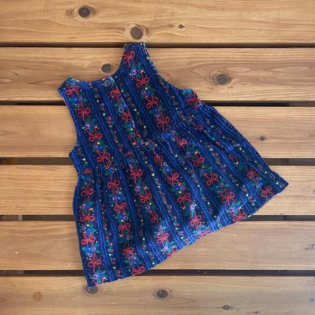 【80cm】USA OSHKOSH Corduroy Dress